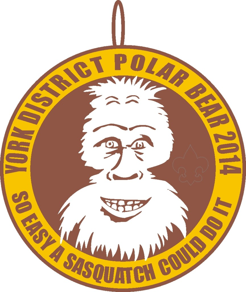 Polar Bear 2014 Patch