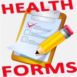 BSA - Health Forms